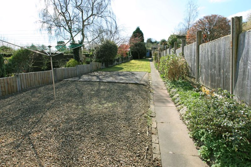Bridle Road Madeley