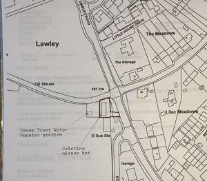 Dawley Road Lawley Village