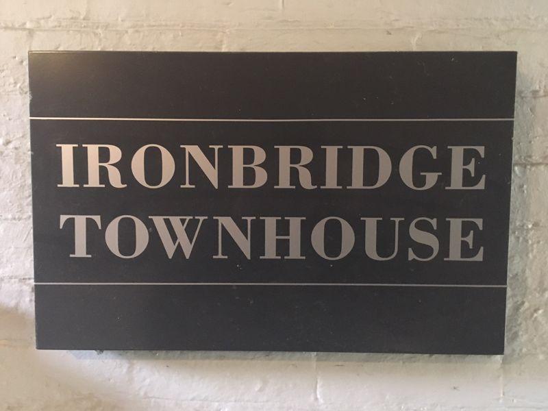High Street Ironbridge