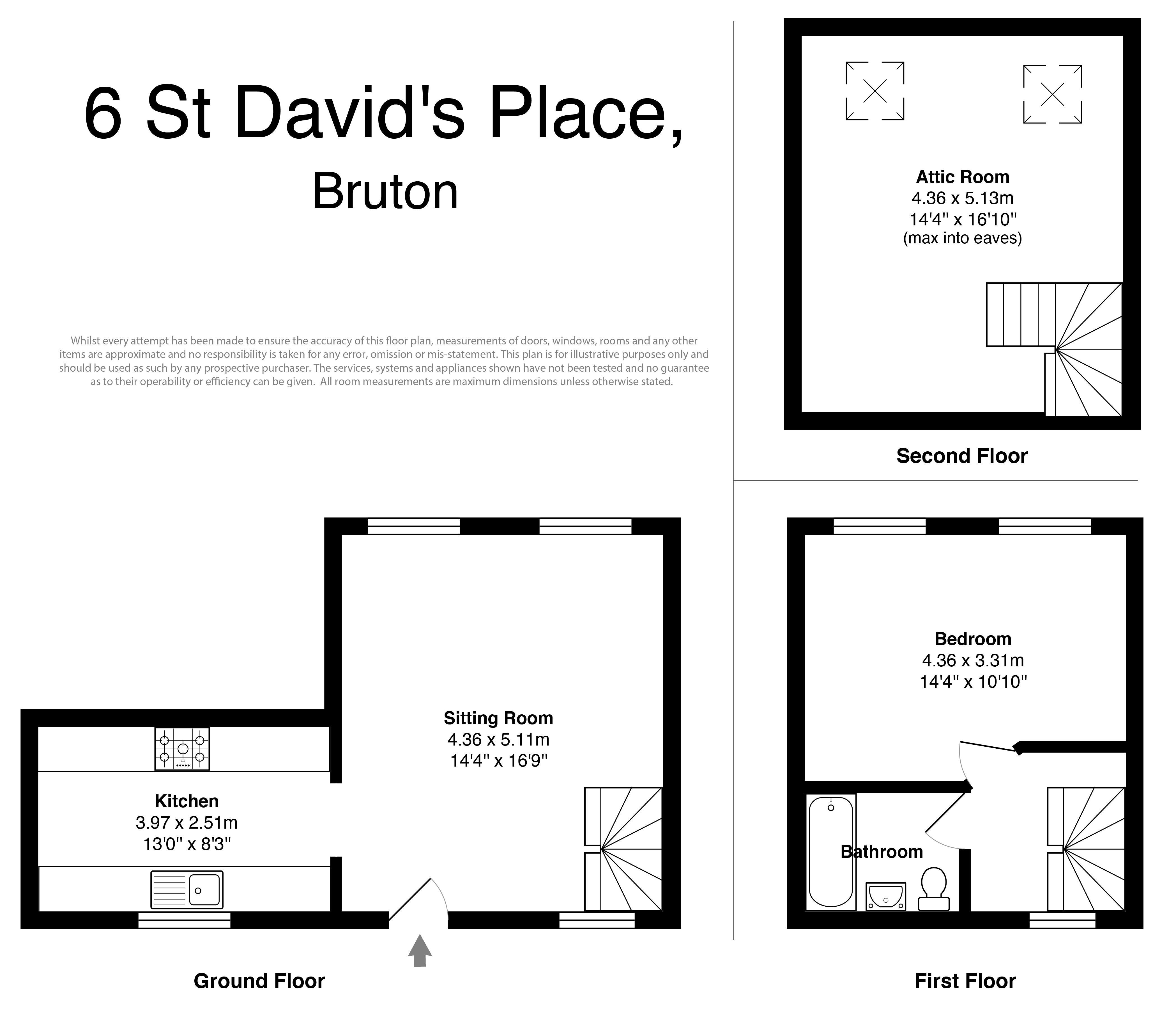 St Davids Place