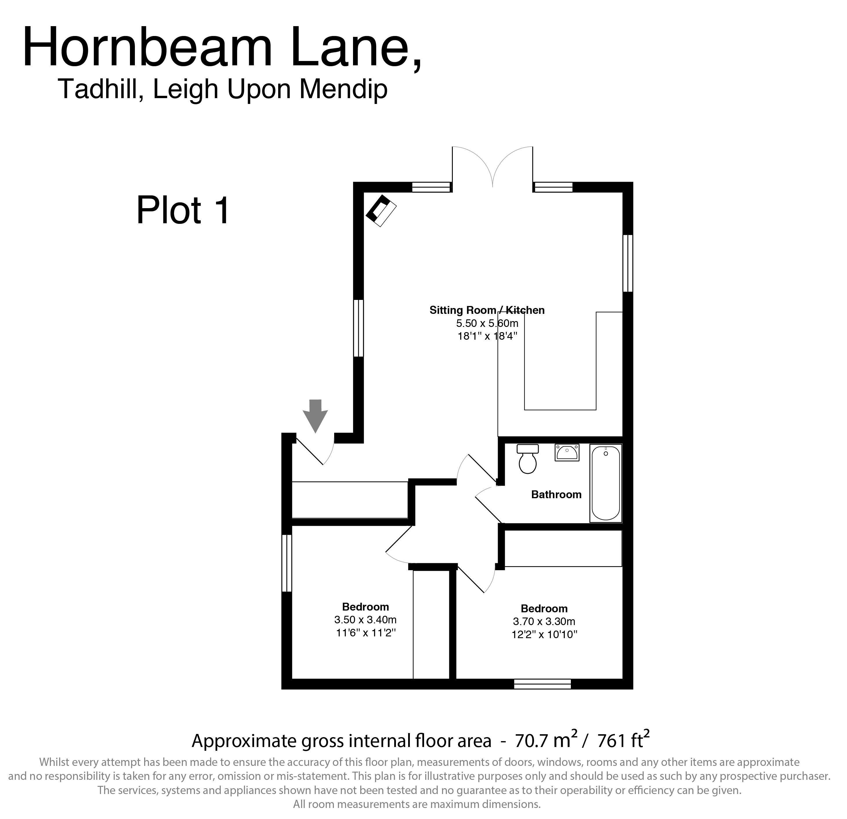 Hornbeam Lane Leigh upon Mendip
