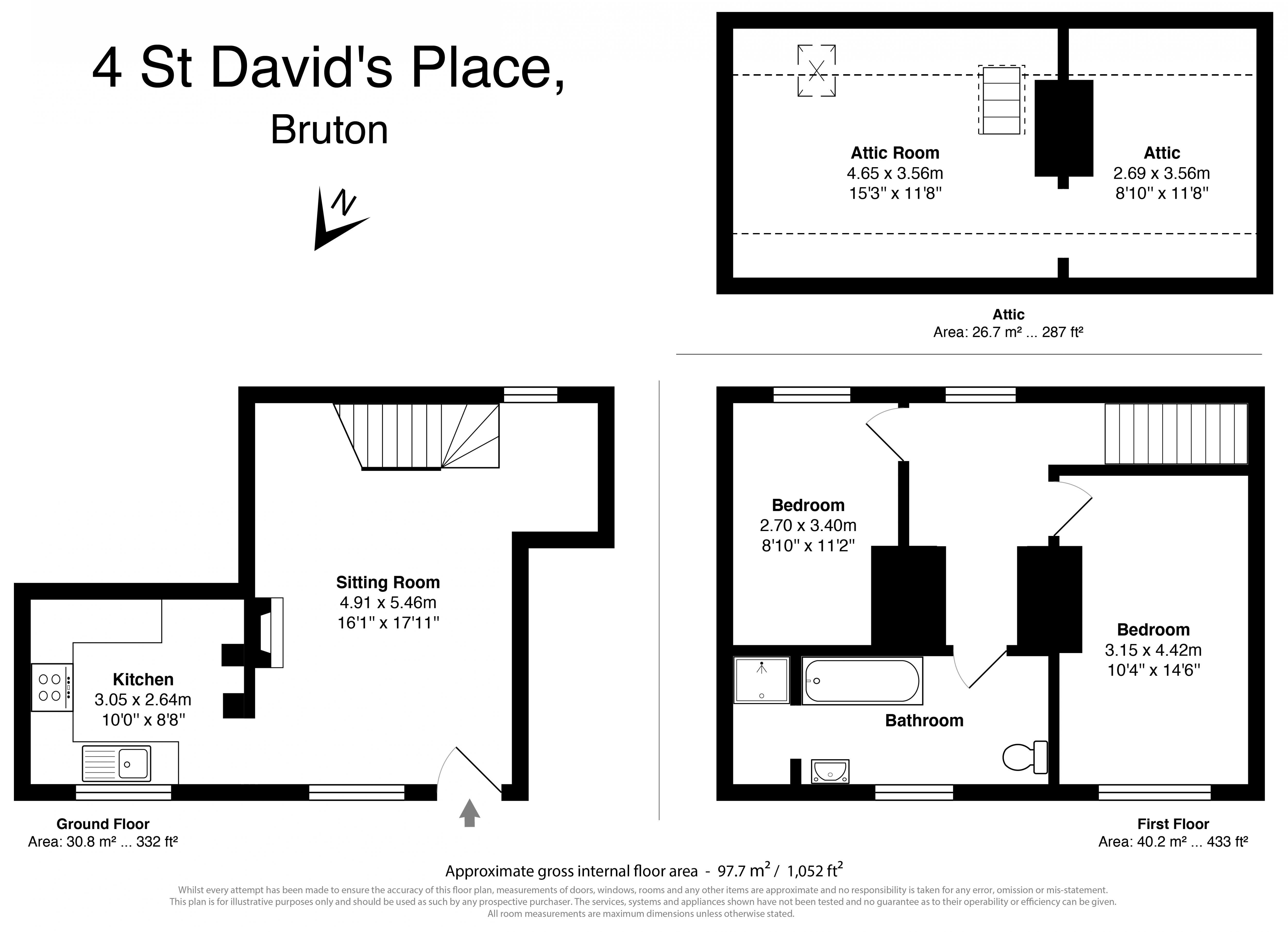St. Davids Place
