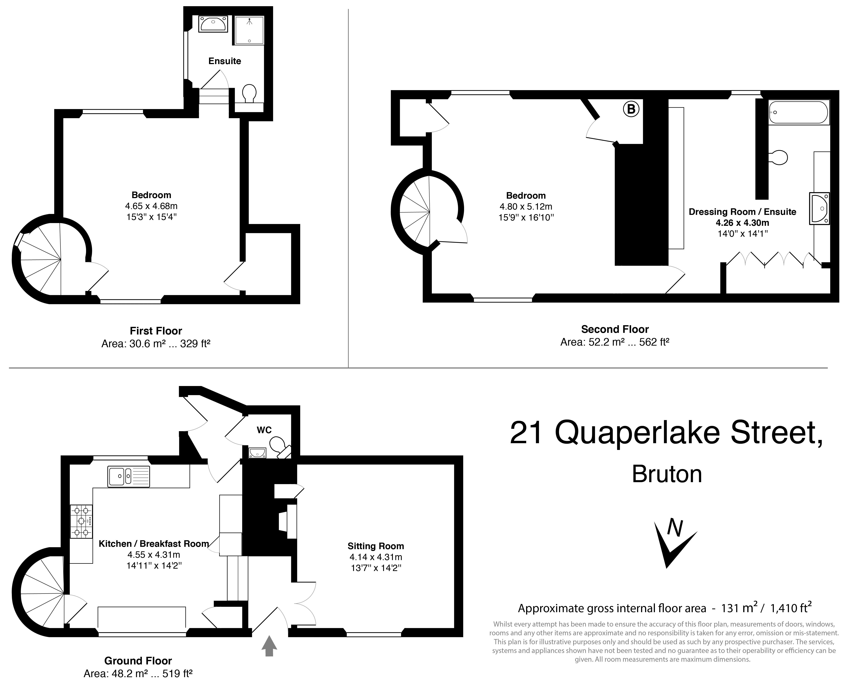 Quaperlake Street