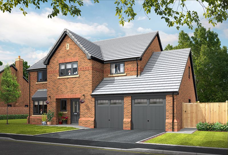 Plot 27 Applewood Grange Hardhorn Road