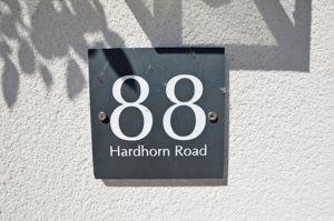 Hardhorn Road