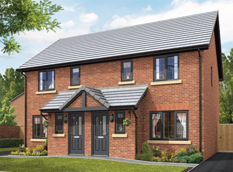 The Baird, (Plot 9) Applewood Grange, Hardhorn Road