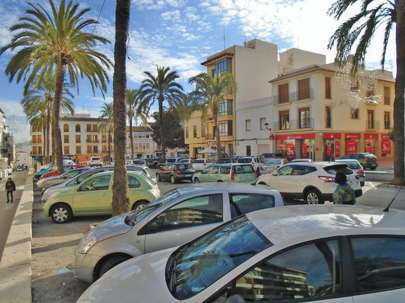 Calle Andres Plaza Benissa