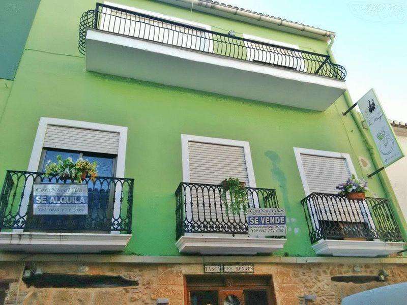 Calle Loreto Denia