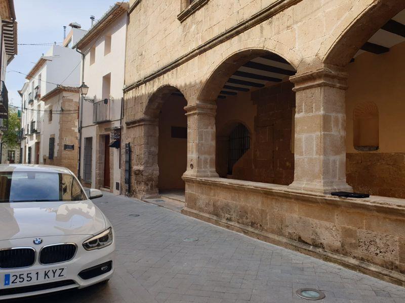 Calle de la Purisima Pueblo