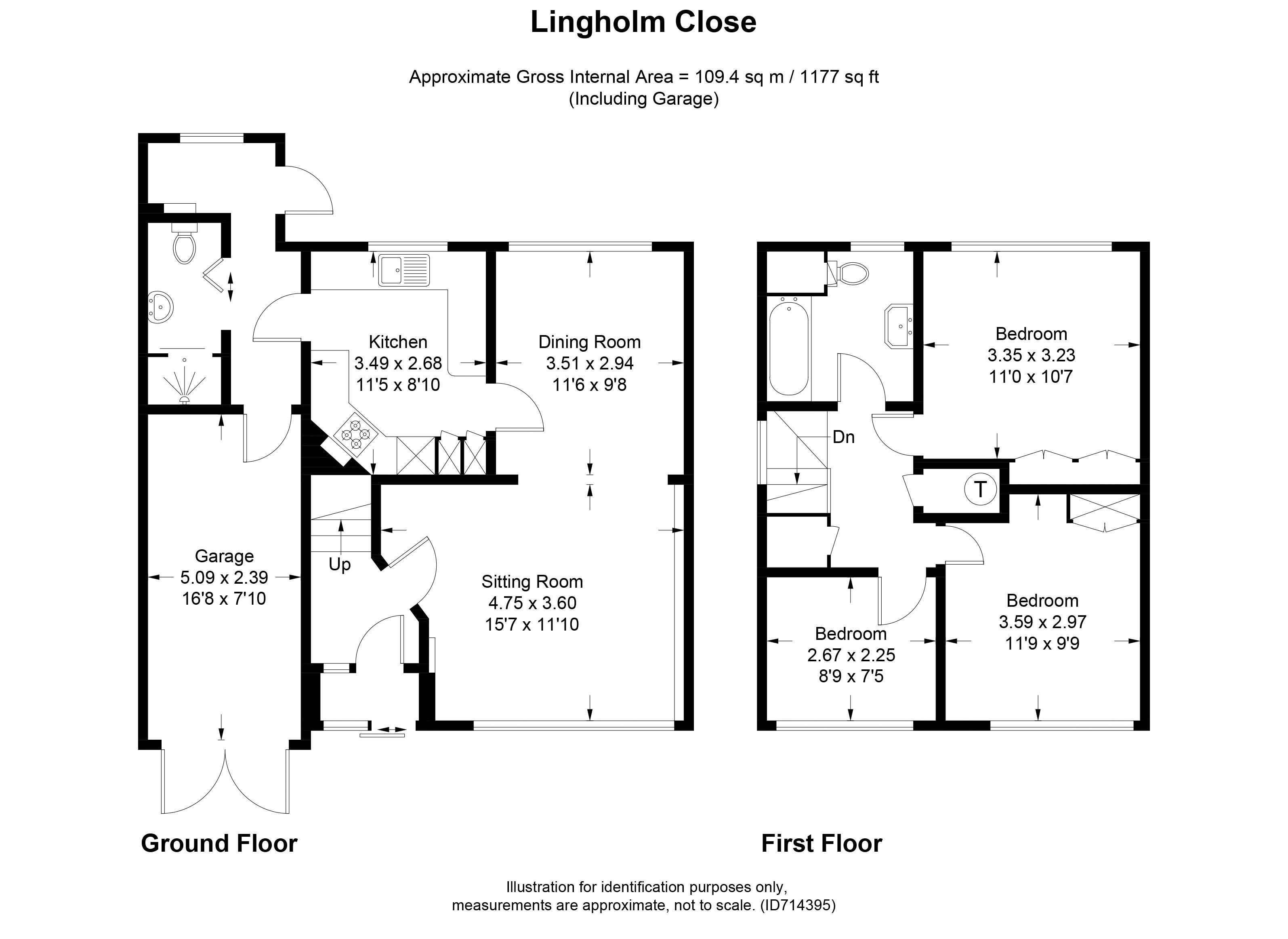 Lingholm Close