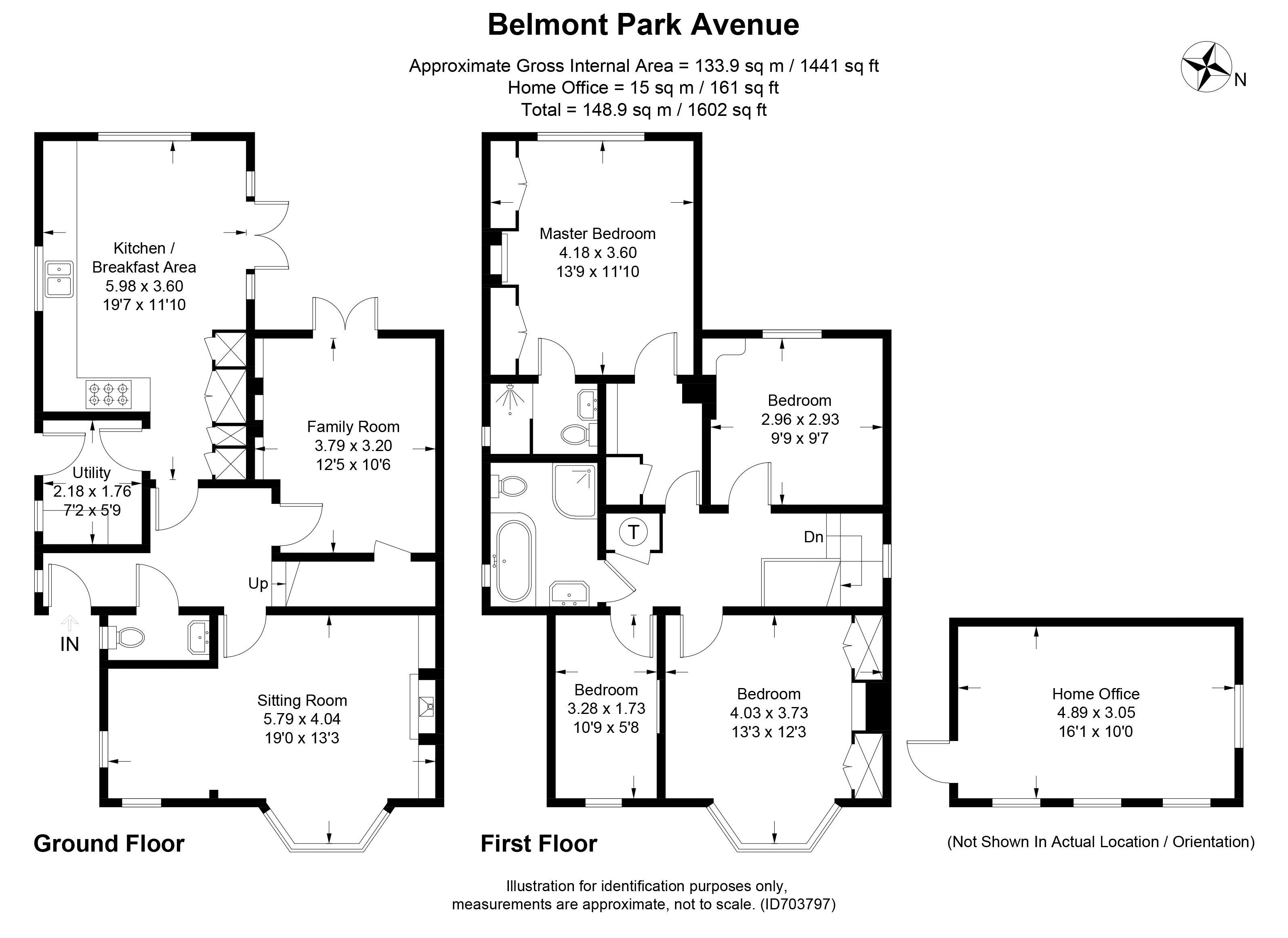 Belmont Park Avenue