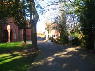 The Coach House Curzon Park South