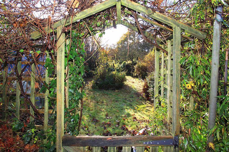 Rear Garden (Alternative view)