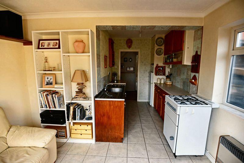 Sitting Area/Kitchen
