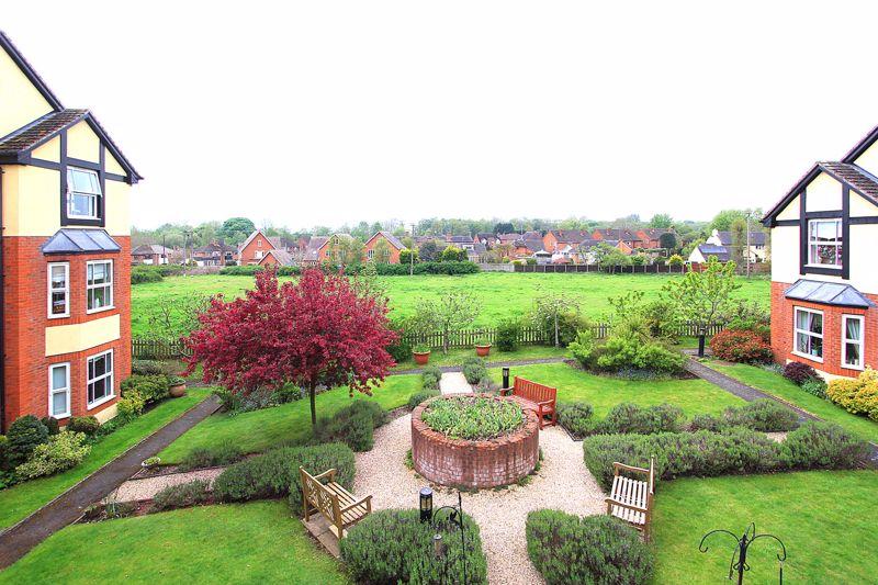 Rear Communal Garden View