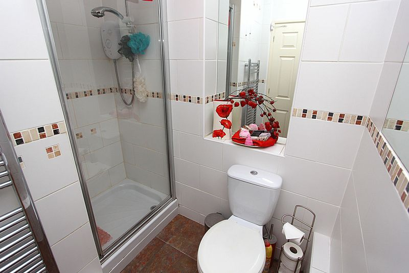 Ground floor Shower Room