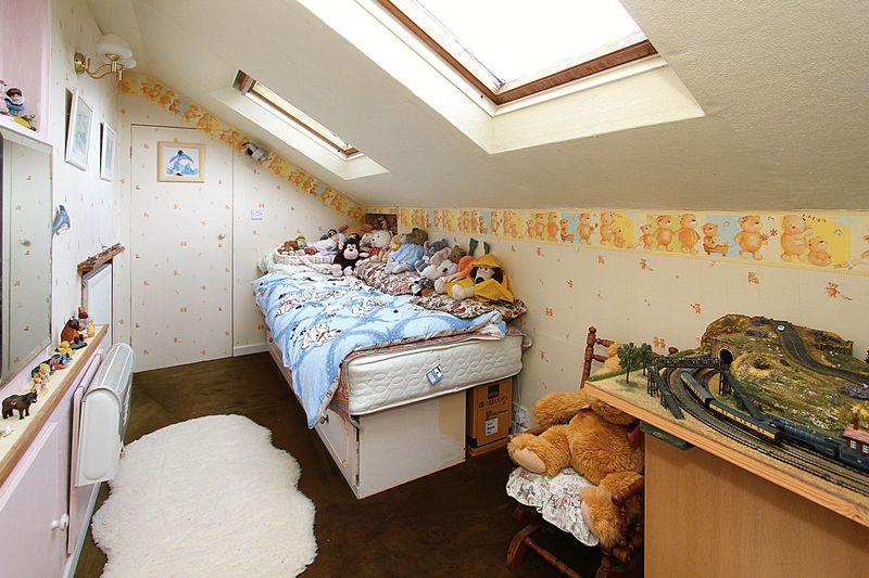 Occasional Attic Bedroom