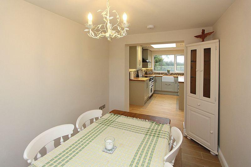 Dining Area through to Kitchen
