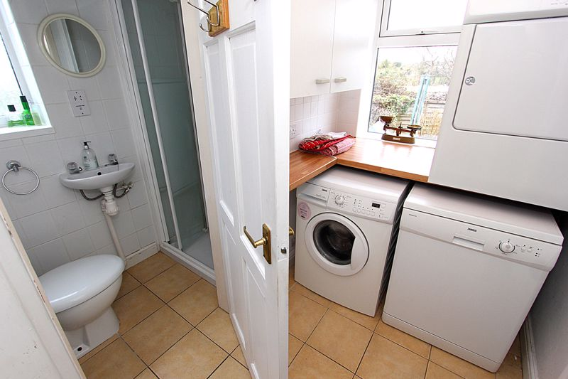 Utility and Shower Room