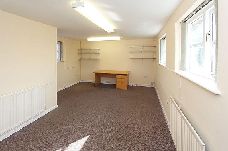 Rear First Floor Office