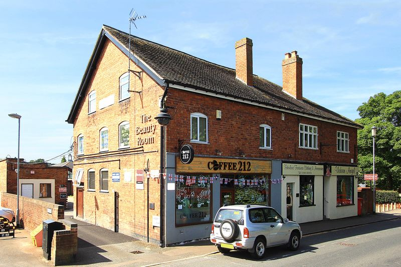 High Street Wombourne