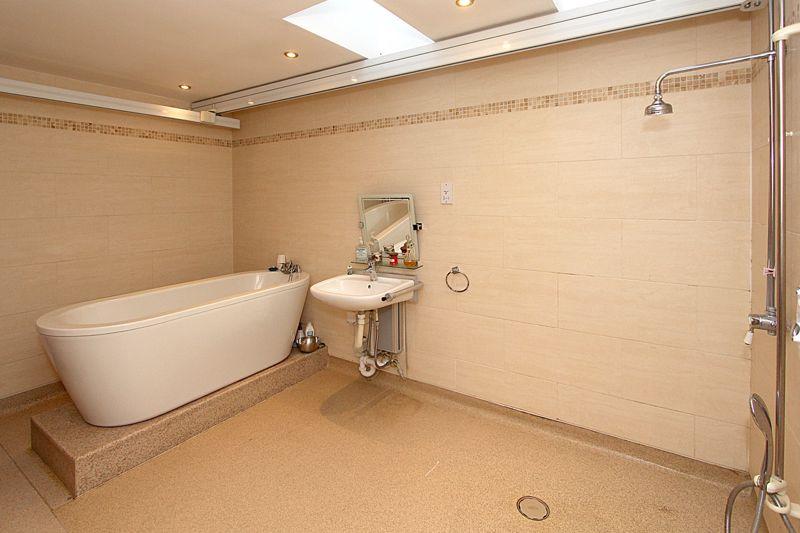 Specially adapted En-Suite Bathroom