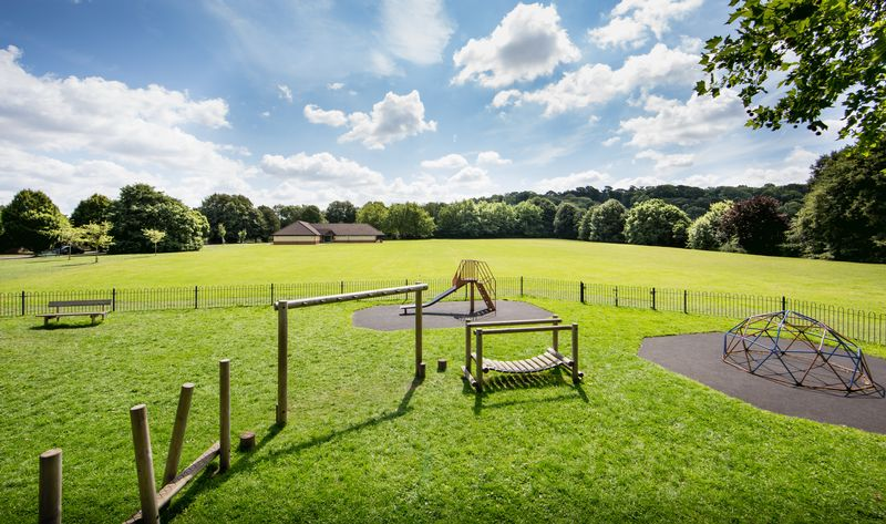 Local Play Area & Village Green