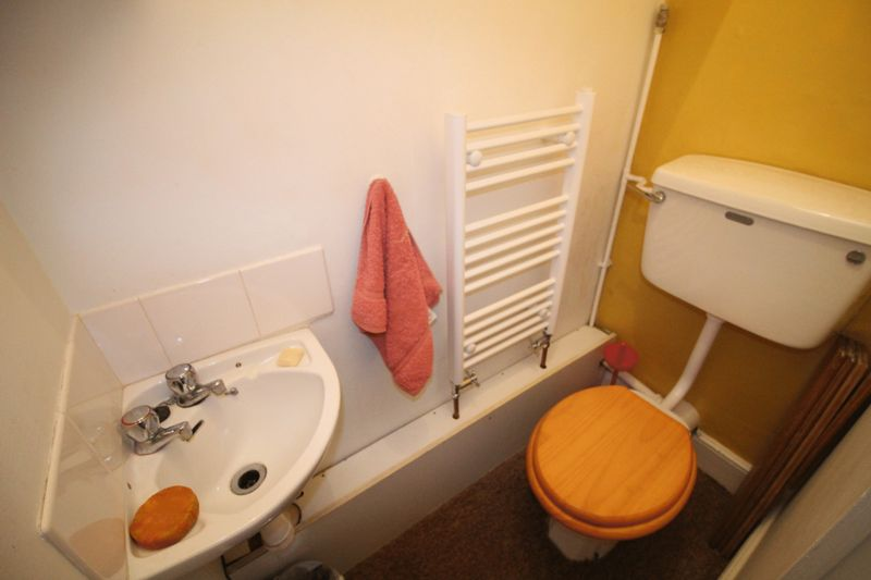 Bedroom Two WC en-suite