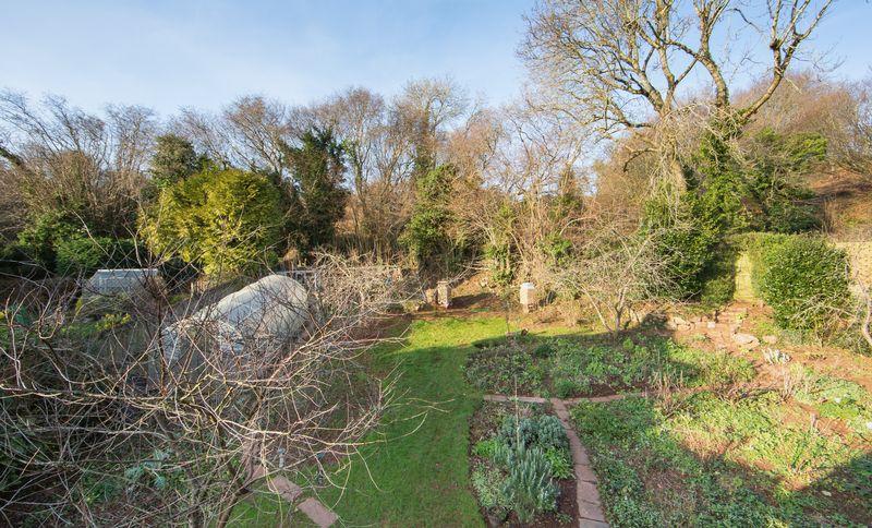 Rear Garden & Rear Aspect