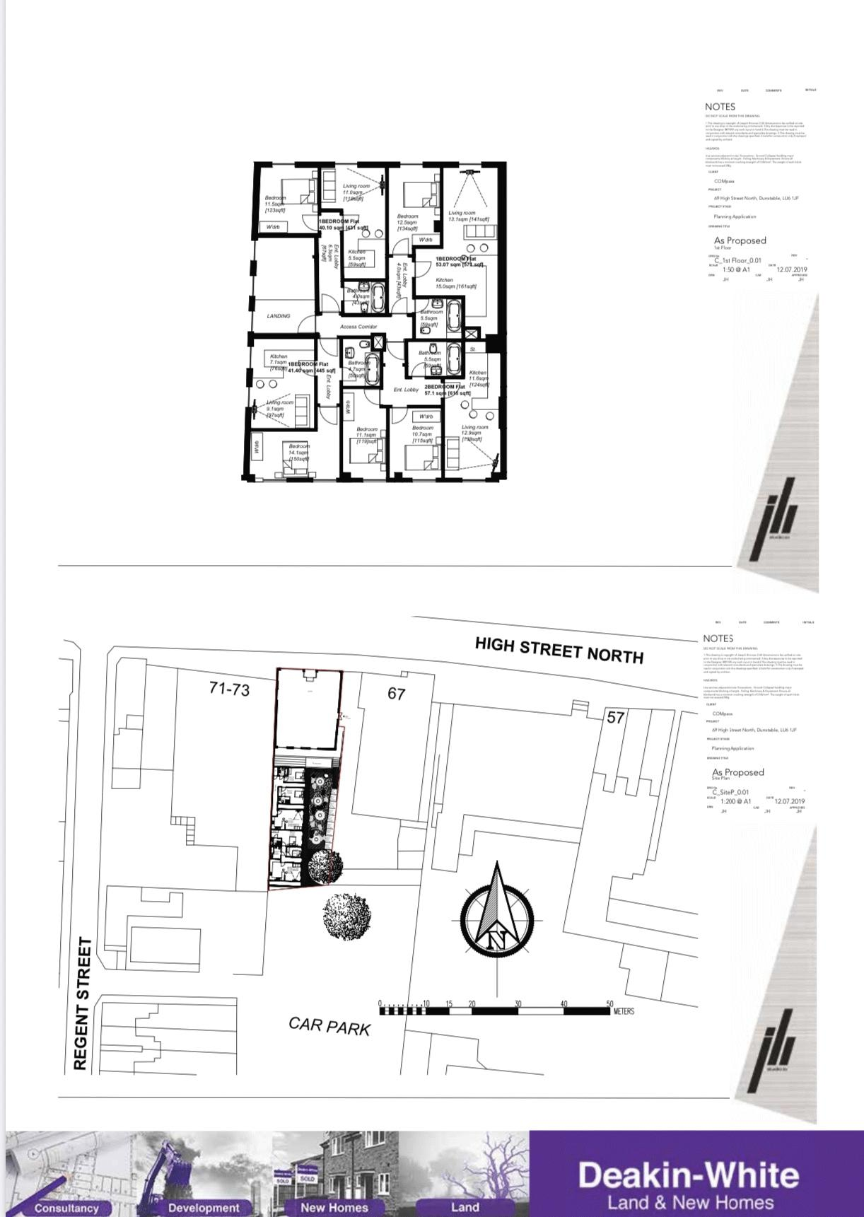 existing first floor conversion