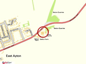 Racecourse Road East Ayton