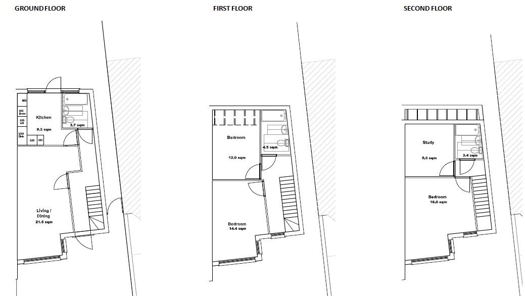 Floor plan - 246 Evering Road