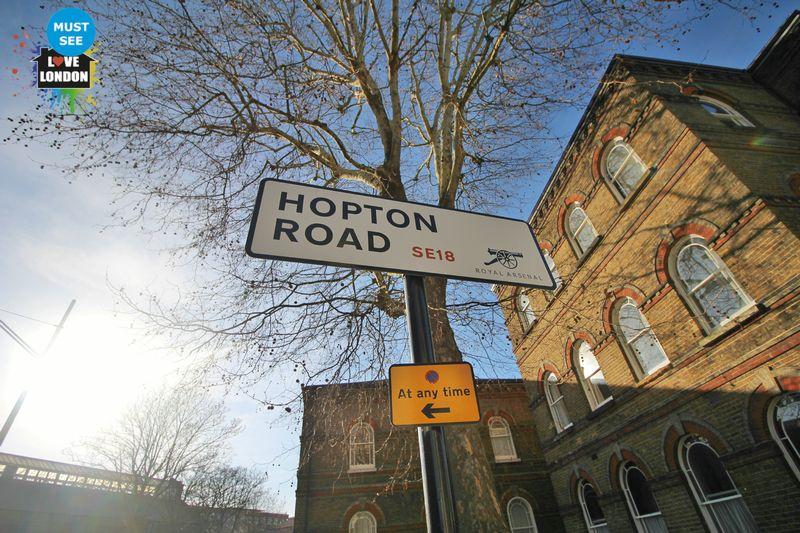 Hopton Road