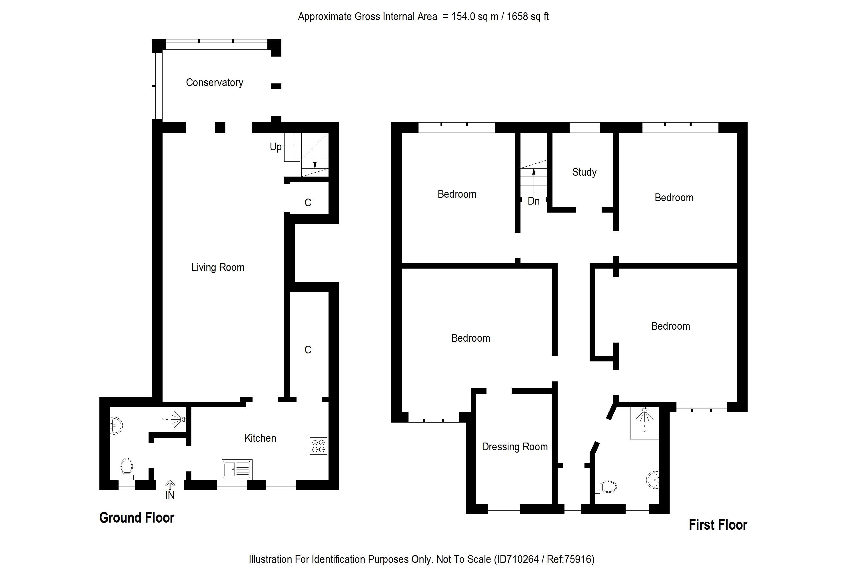 Blackfaulds Drive Floorplan