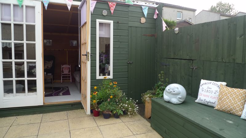 Summerhouse/Shed