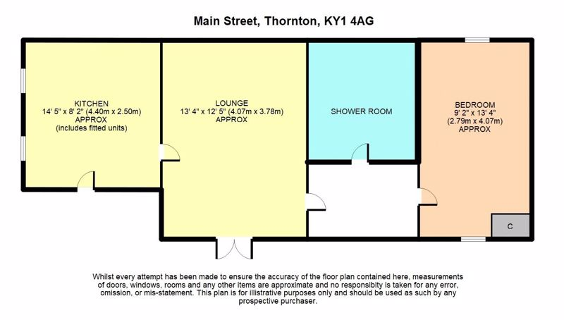 Main Street Thornton