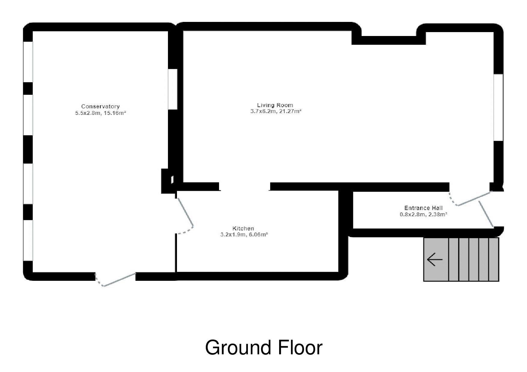 Floor Plan Ground