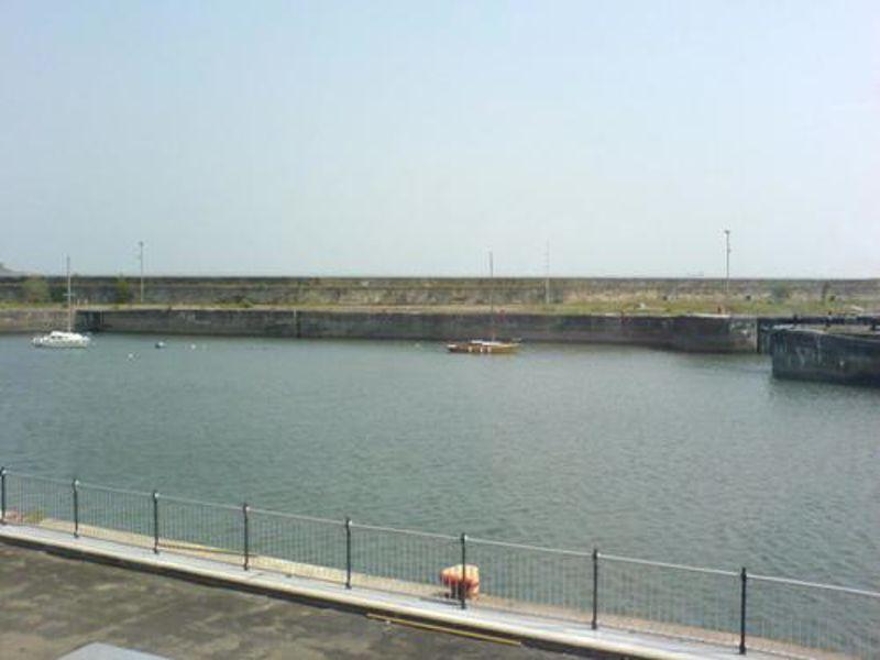 Lord Gambier Wharf