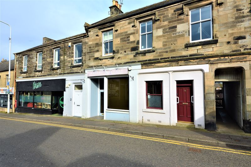 High Street Markinch