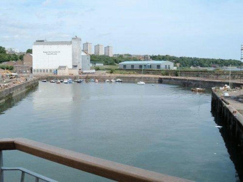 Deas Wharf