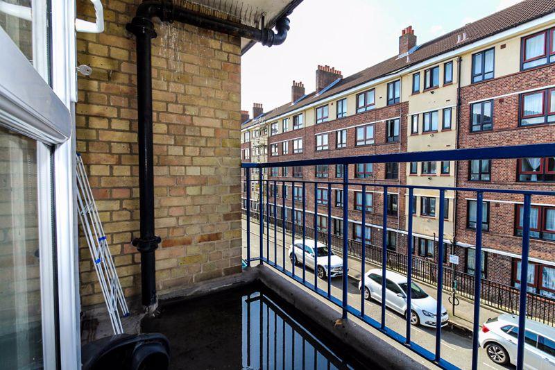 Shacklewell Row