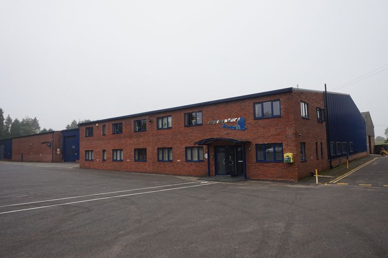 Star Business Park Congleton Road