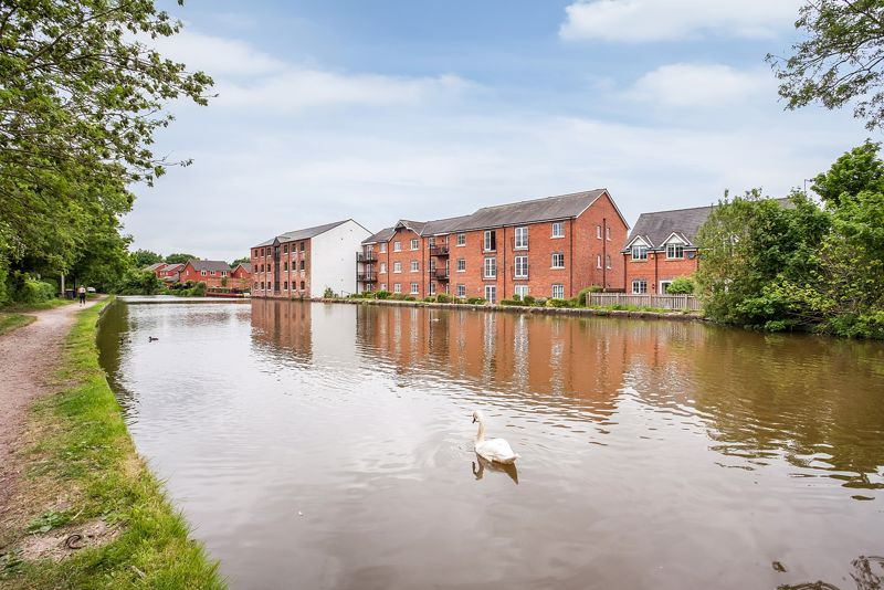 Wharf Mill Canal Road