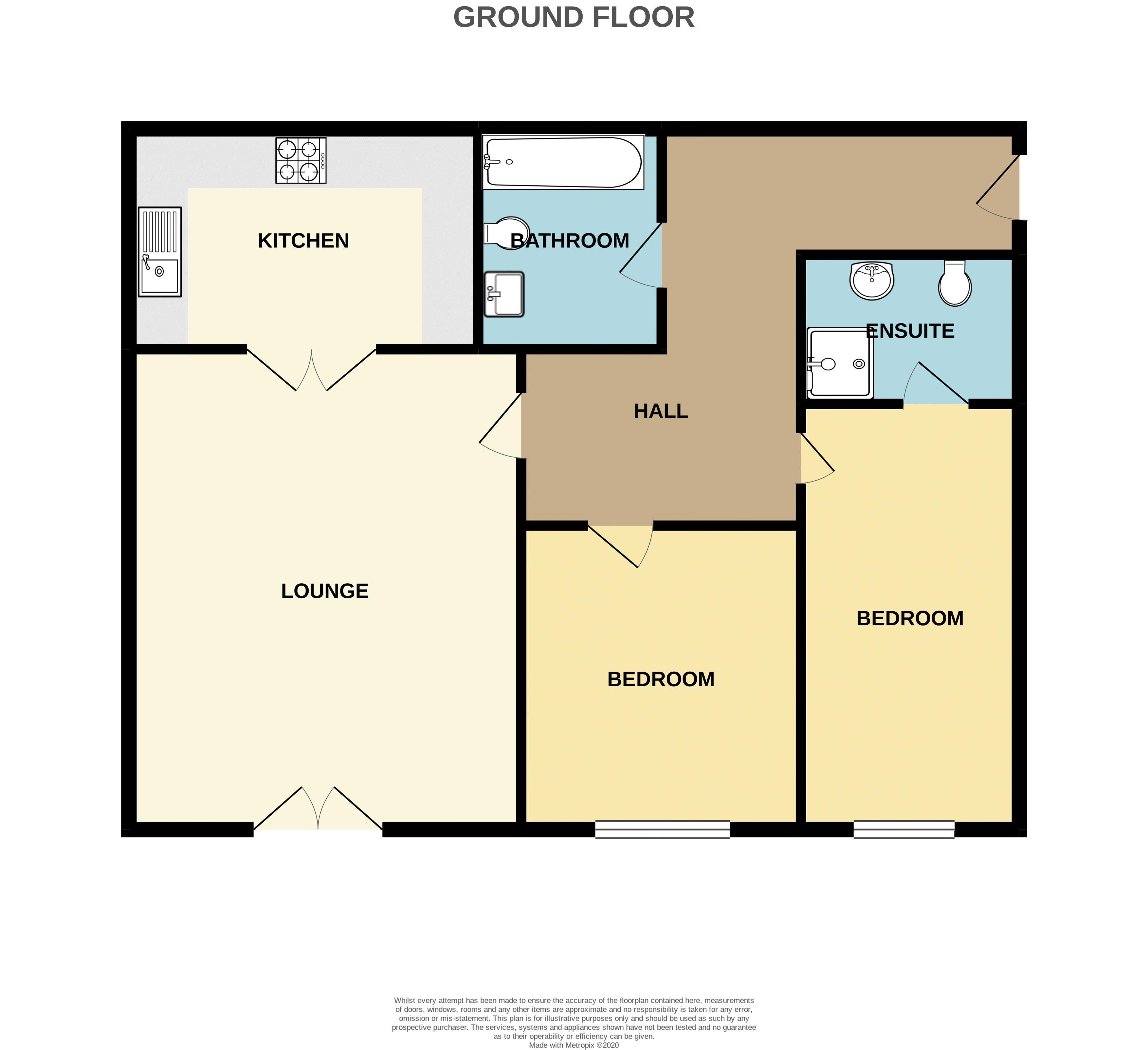 21 Fernlea Floorplan