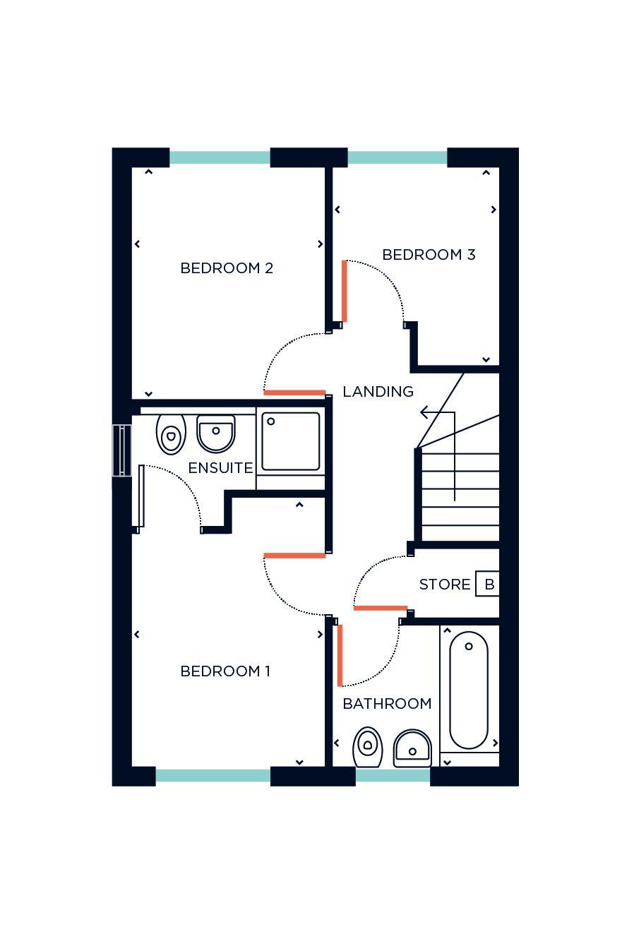 The Lennon First Floor