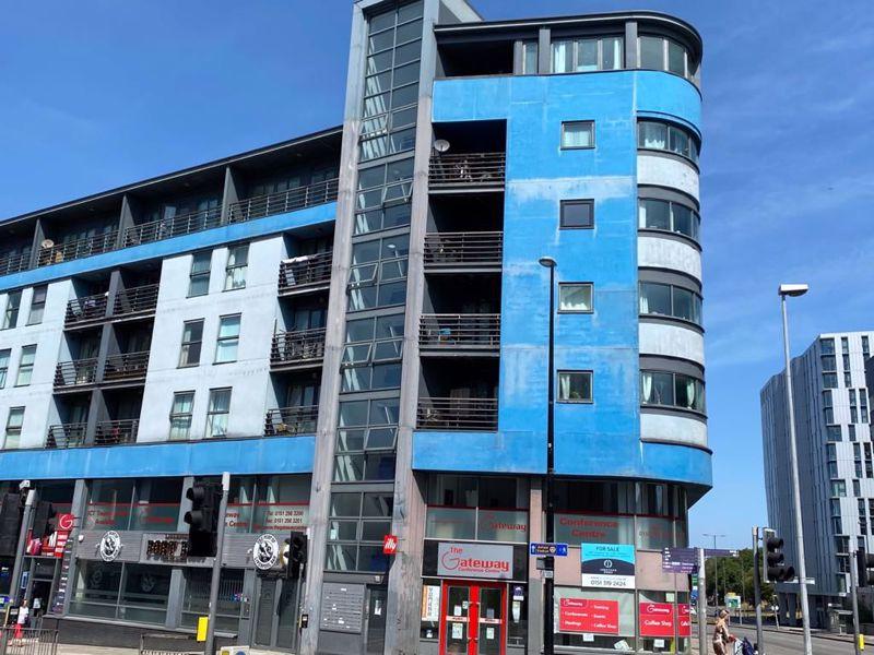 Shandon Court London Road