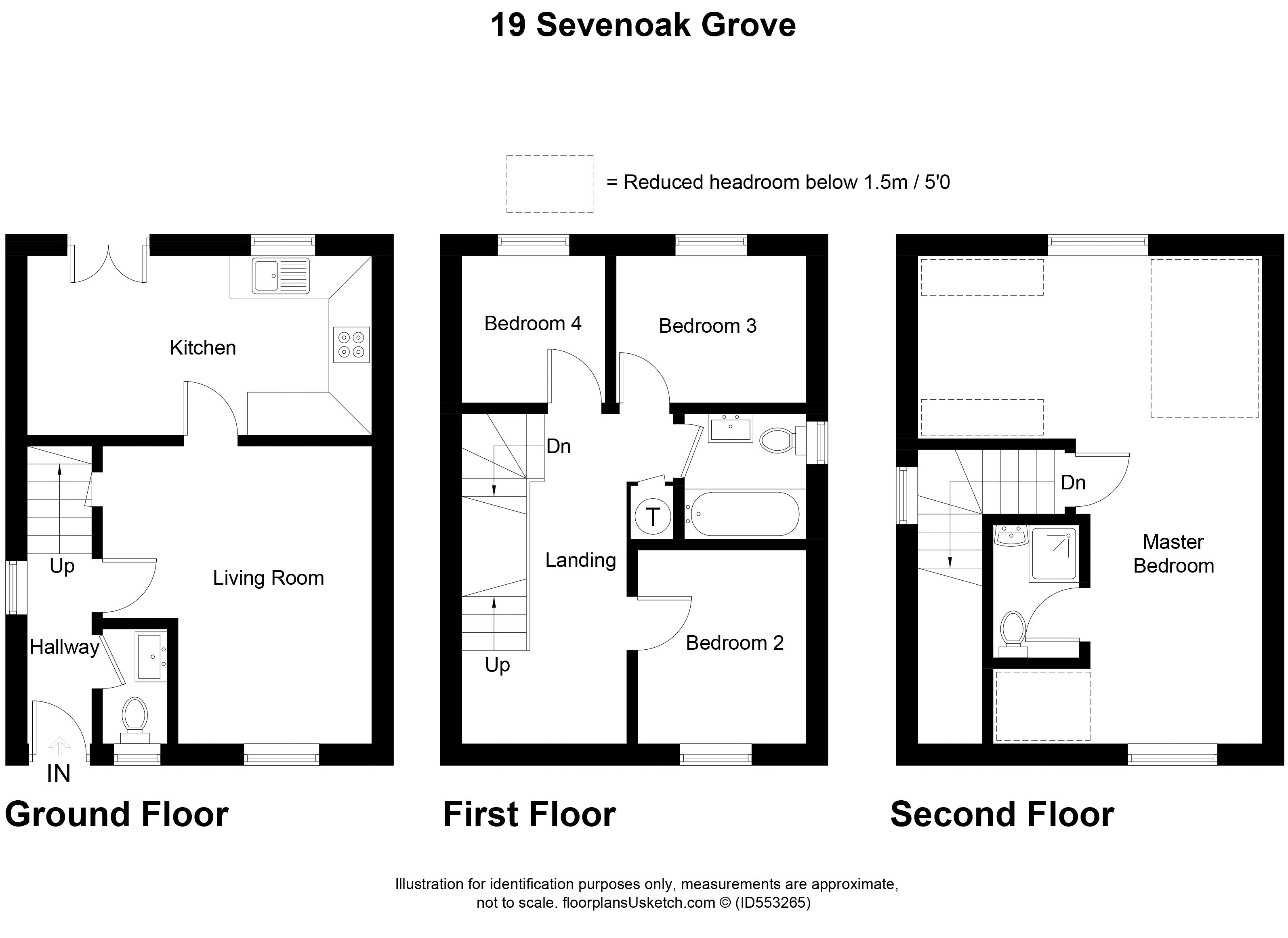 19 SEVENOAK FLOOR PLAN