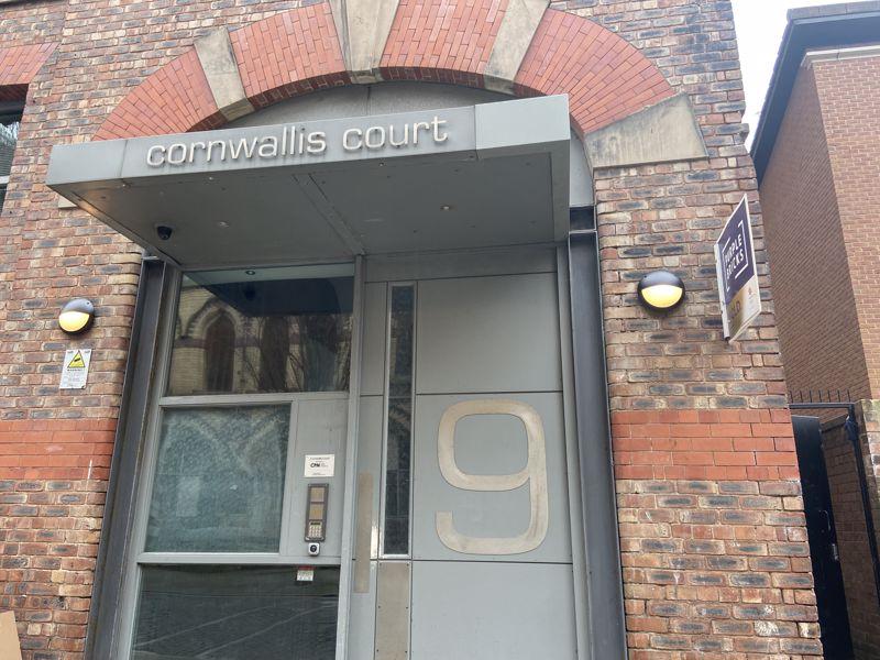 9 Cornwallis Street City Centre