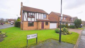 Ely Close Church Green, Little Benton