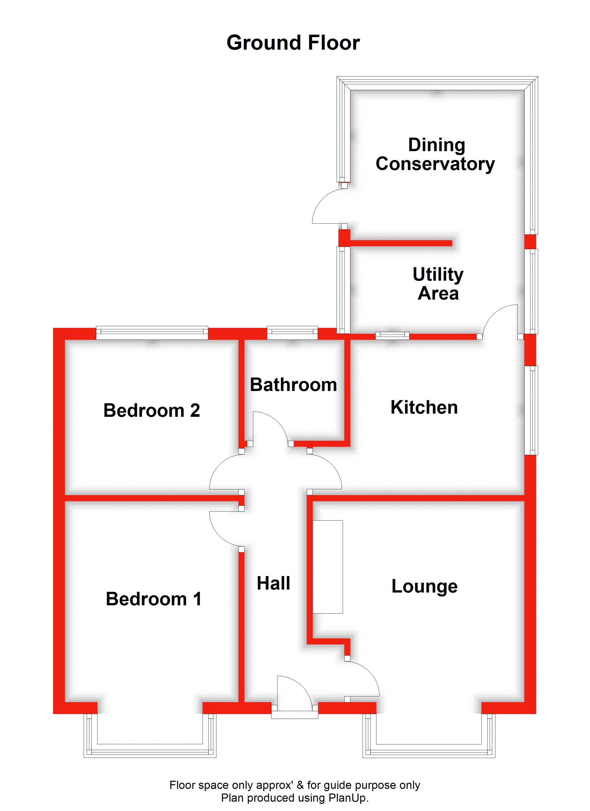 GROUND FLOOR & 1ST FLOOR
